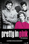 Pretty in Pink 35th Anniversary Poster