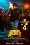 Zombie Reddy (Telugu with English subtitles) Poster