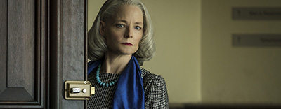 The Mauritanian Exclusive Interview: Jodie Foster