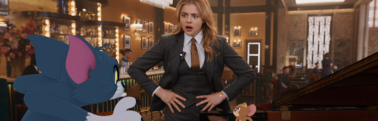 Exclusive Tom & Jerry Interview: Chloë Grace Moretz and Tim StoryheroImage