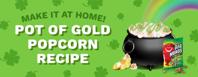 How to Make Pot of Gold Popcorn