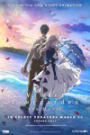 Violet Evergarden the Movie (Japanese with English subtitles) Poster