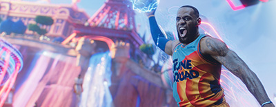 Space Jam: A New Legacy Cast Interview
