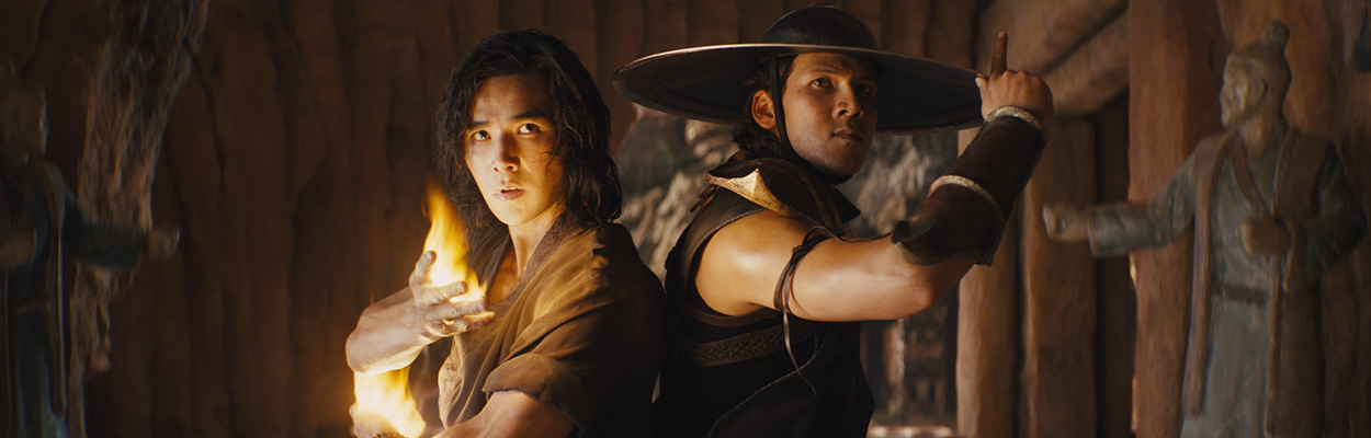 Exclusive Interview: Mortal Kombat Stars Joe Taslim, Ludi Lin, and Max HuangheroImage