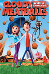 Cloudy With A Chance Of Meatballs - SMC Poster