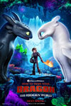 How To Train Your Dragon: The Hidden World - SMC Poster