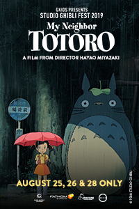 My Neighbor Totoro (English Dubbed) - Studio Ghibli Fest 2019 Poster
