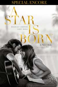 A Star Is Born - Encore Poster