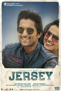 Jersey ( Telugu with English subtitles) Poster
