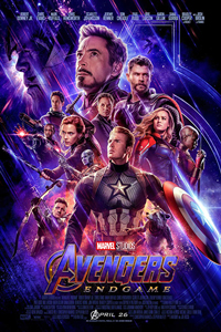 Opening Night Fan Event: Avengers: Endgame Poster