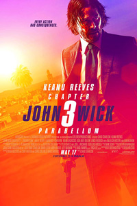 John Wick: Chapter 3 - Parabellum [Spanish Dubbed] Poster