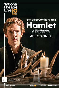 NT Live 10th Anniversary: Hamlet Poster