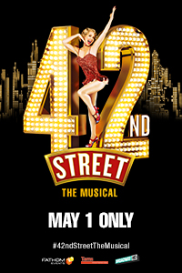 42nd Street- The Musical Poster