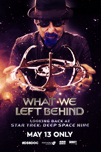 What We Left Behind: Star Trek DS9 Poster
