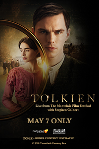Tolkien: Live from The Montclair Film Festival with Stephen Colbert Poster