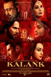 Kalank (Hindi with English Subtitles) Poster