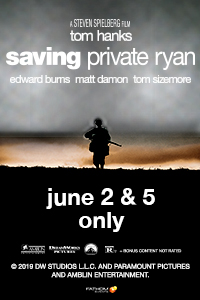 Saving Private Ryan (1998) Event Poster