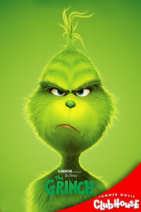 Dr. Seuss' The Grinch - SMC Poster