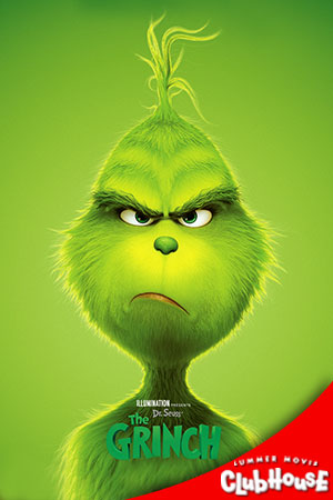 Movie Poster for Dr. Seuss' The Grinch - SMC