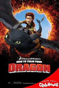 How to Train Your Dragon - SMC Poster