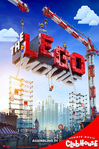 The LEGO Movie - SMC Poster