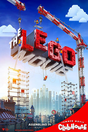 Movie Poster for The LEGO Movie - SMC